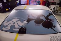 秋葉原UDX駐車場のアイドルマスター・デレマス痛車オフ会の写真画像_6512