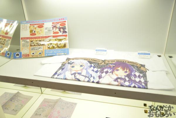 秋葉原で開催『TVアニメごちうさ展』フォトレポート_0261