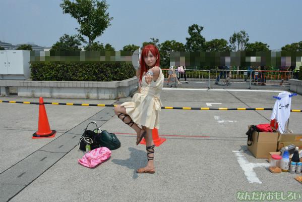 『コミケ84』進撃の巨人、ソードアート・オンライン、女性のコスプレイヤーさんまとめ_0971