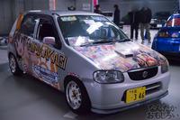 秋葉原UDX駐車場のアイドルマスター・デレマス痛車オフ会の写真画像_6565