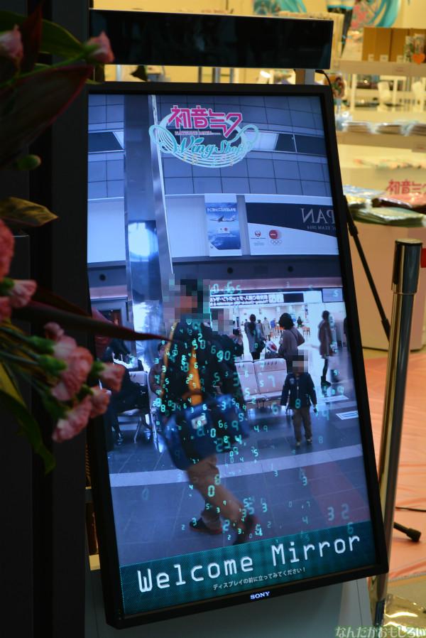 羽田空港にオープンした「初音ミク ウイングショップ」フォトレポート_0426
