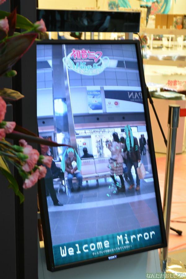 羽田空港にオープンした「初音ミク ウイングショップ」フォトレポート_0425