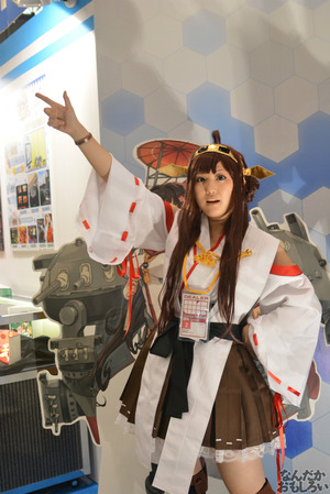 『ワンフェス2014夏』コンパニオンさんフォトレポート_0293