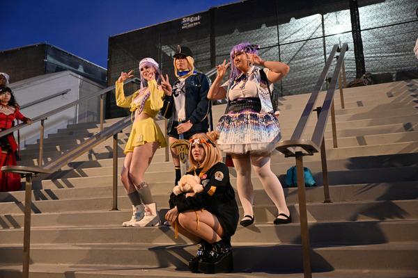 AnimeExpo2019FGOコスプレレポート045
