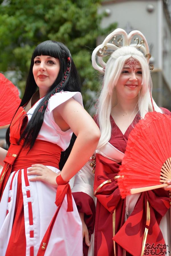 26カ国参加!『世界コスプレサミット2014』各国代表のレイヤーさんが名古屋市内をパレード_0238