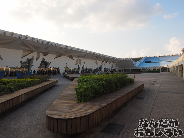 台湾コミケ『FancyFrontier28』前日会場の様子 すでに熱気に包まれている…!?0559