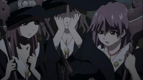 マギ The Kingdom of magic 第16話、第17話感想 6
