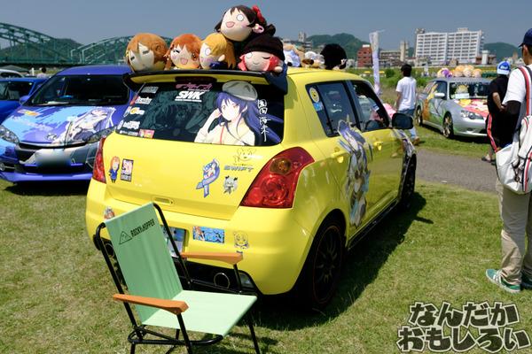 『第13回足利ひめたま祭』「ラブライブ!」シリーズ痛車まとめ5677