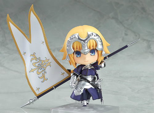 『Fate/Grand Order』ジャンヌ・ダルクがねんどろいどに!迫力ある宝具付属、キュートな表情が最高にたまらない…!