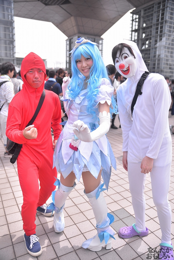 夏コミ コミケ86 3日目 コスプレ画像_3115
