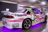 秋葉原UDX駐車場のアイドルマスター・デレマス痛車オフ会の写真画像_6648