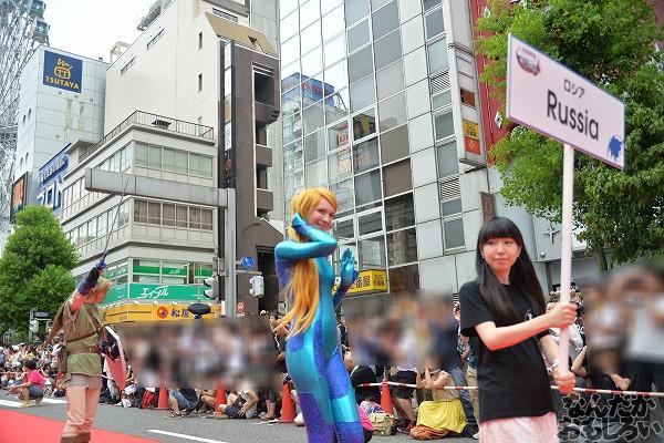 26カ国参加!『世界コスプレサミット2014』各国代表のレイヤーさんが名古屋市内をパレード_0251
