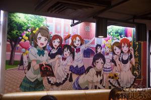 ラブライブ!×香港youme cafeのカフェ写真画像フォトレポート_6783