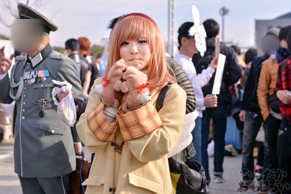 コミケ87 コスプレ 画像写真 レポート_4037