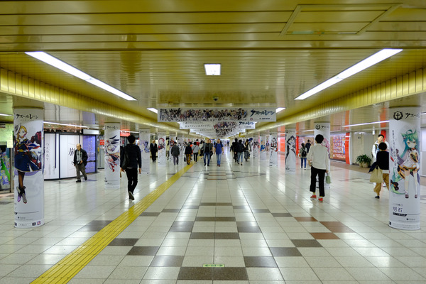 アズールレーン新宿・渋谷の大規模広告-90