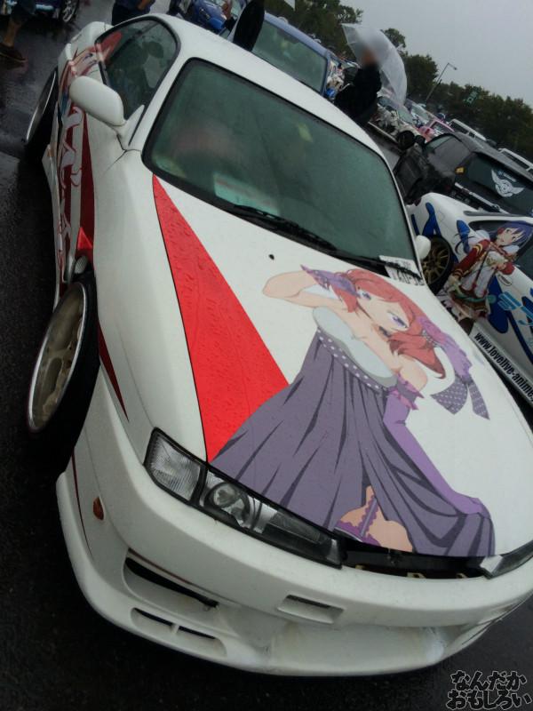 第10回痛Gふぇすたinお台場 痛車 ラブライブ! 画像_3062