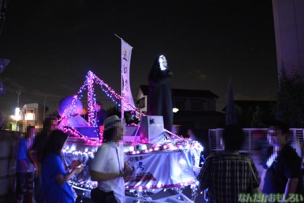 『鷲宮 土師祭2013』らき☆すた神輿_0810