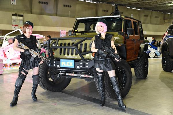 ニコニコ超会議2018-痛車写真まとめ-45