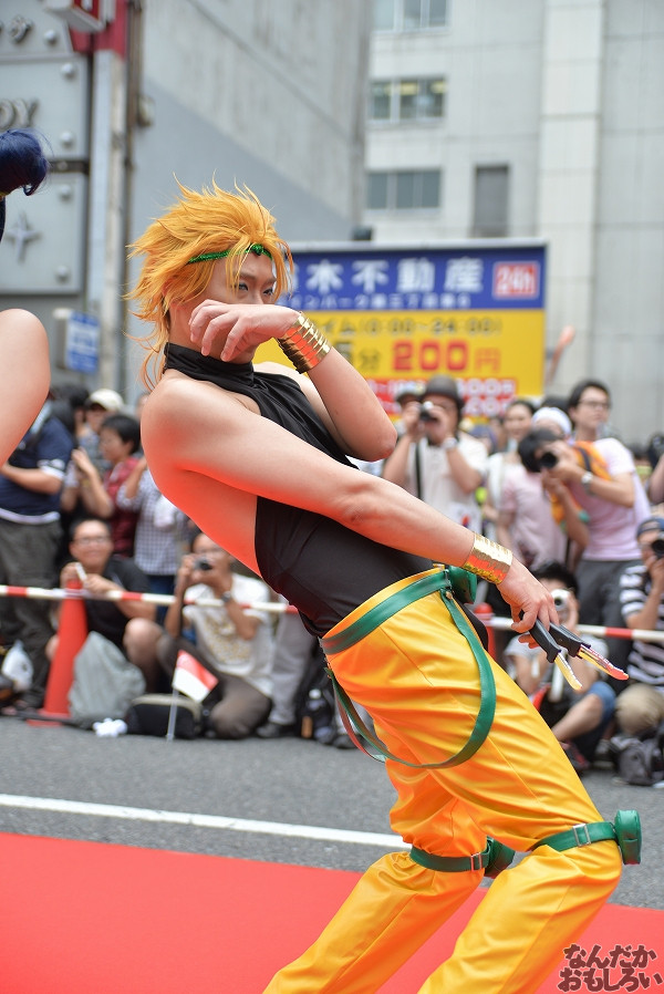 26カ国参加!『世界コスプレサミット2014』各国代表のレイヤーさんが名古屋市内をパレード_0314