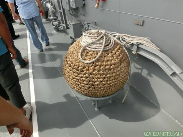 大洗 海開きカーニバル 訓練支援艦「てんりゅう」乗船 - 3785