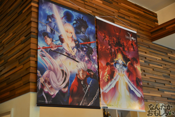 「Zero」「stay night」のコラボカフェ『Fate/Zero~stay night Cafe』フォトレポート_0403