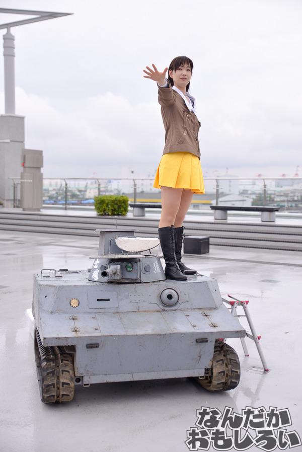 『砲雷撃戦合同演習&ぱんっあふぉー!8』艦これ&ガルパンコスプレレポート_9451
