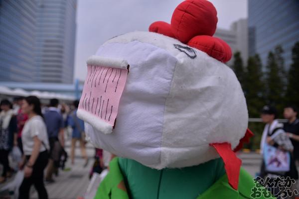 夏コミ コミケ86 3日目 コスプレ画像_3172