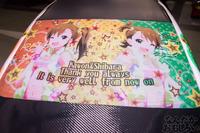 秋葉原UDX駐車場のアイドルマスター・デレマス痛車オフ会の写真画像_6615