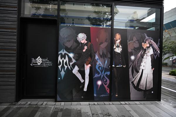 FGOローソンコラボ店舗in秋葉原029