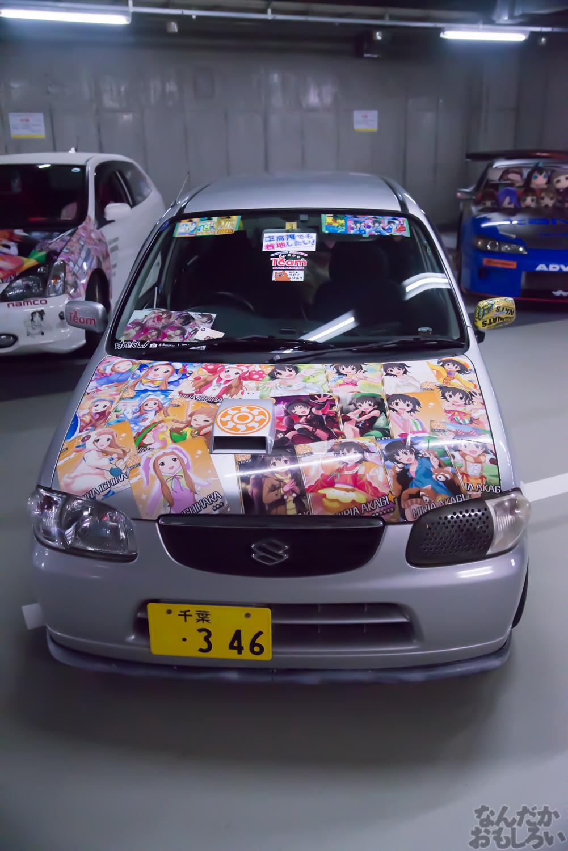 秋葉原UDX駐車場のアイドルマスター・デレマス痛車オフ会の写真画像_6566