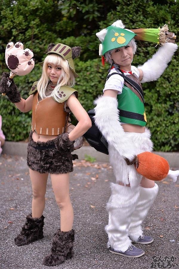 東京ゲームショウ2014 TGS コスプレ 写真画像_5191