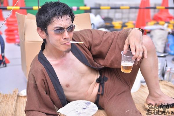 夏コミ コミケ86 3日目 コスプレ画像_3679