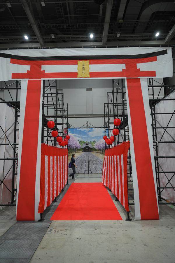 博麗神社例大祭2019コスプレ中心レポート003