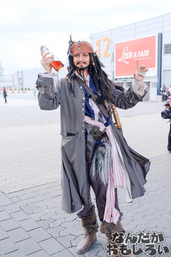 ドイツイベント『DoKomi(ドコミ)』2日目のコスプレレポート9113