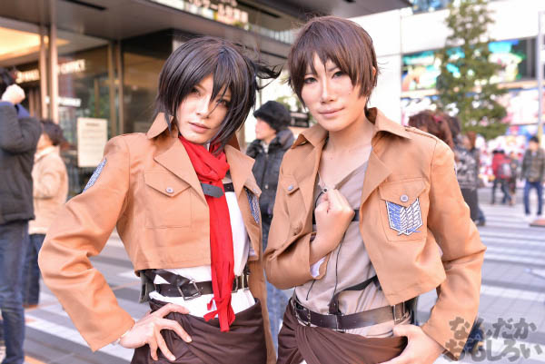 アキバ大好き!祭り 2015 WINTER 秋葉原 フォトレポート 写真画像 コスプレあり_5075