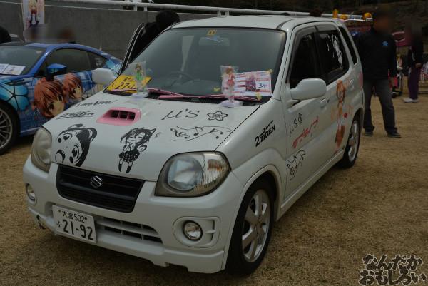 『桜織の痛車フェス』「ラブライブ!」痛車フォトレポート_0092