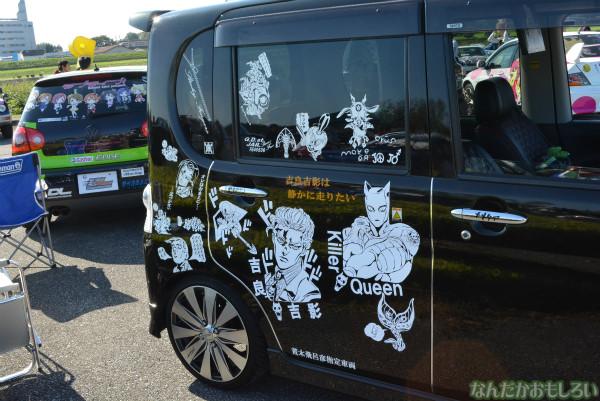 『第7回足利ひめたま痛車祭』アニメ、漫画、ライトノベル作品の痛車フォトレポート