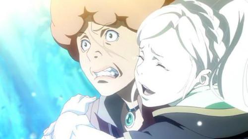 『神撃のバハムート GENESIS』第9話感想4