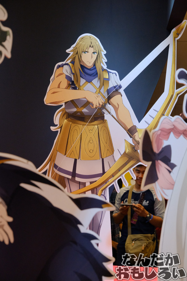 『Fate/Apocrypha』インドネシアのイベントで両陣営サーヴァント大集結の大規模展示!その様子を写真でお届け5706