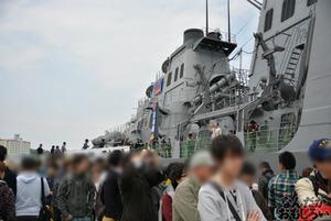 『第2回護衛艦カレーナンバー1グランプリ』護衛艦「こんごう」、護衛艦「あしがら」一般公開に参加してきた(110枚以上)_0676