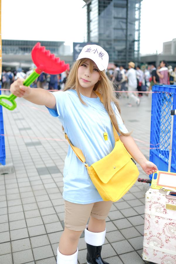 コミケ94コスプレ3日目レポート-8