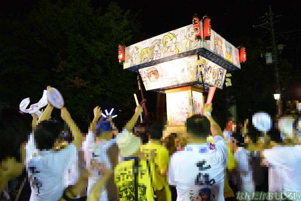 『鷲宮 土師祭2013』らき☆すた神輿_0908