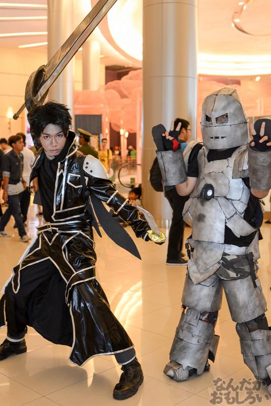 タイ・バンコク最大級イベント『Thailand Comic Con(TCC)』コスプレフォトレポート!タイで人気のコスプレは…!?_3494