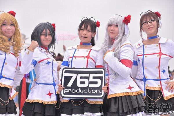 夏コミ コミケ86 3日目 艦これ&ラブライブ! コスプレ画像_3447