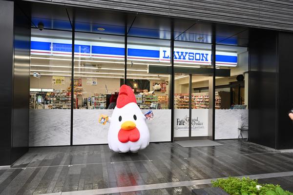 FGOローソンコラボ店舗in秋葉原003