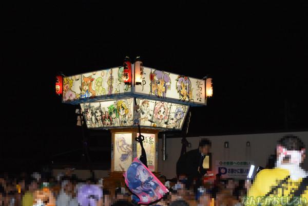 『鷲宮 土師祭2013』らき☆すた神輿_0802