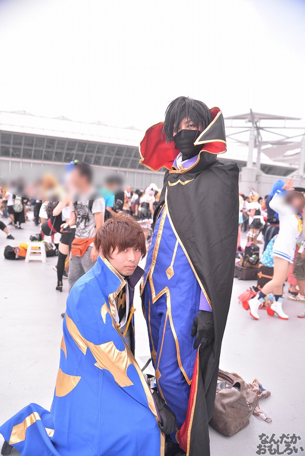 夏コミ コミケ86 3日目 コスプレ画像_3612