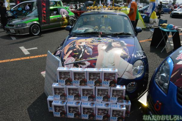『第8回痛Gふぇすた』水樹奈々さん、田村ゆかりさん仕様の痛車フォトレポート_0911