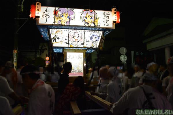 『鷲宮 土師祭2013』らき☆すた神輿_0876