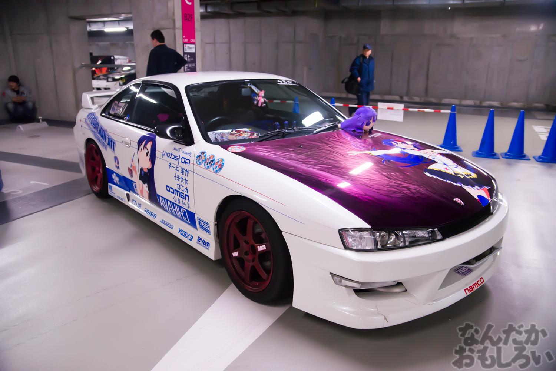 秋葉原UDX駐車場のアイドルマスター・デレマス痛車オフ会の写真画像_6620